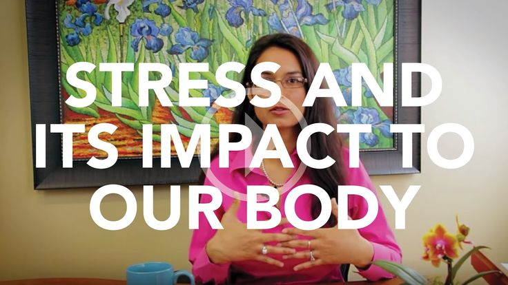Stress and Its Impact to Our Body - vpk by Maharishi Ayurveda