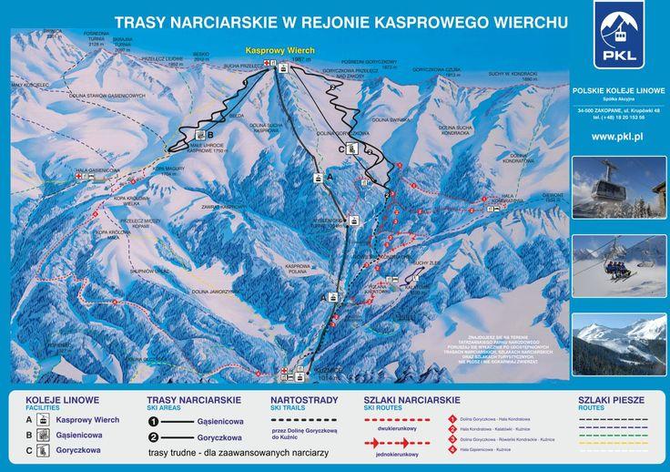 Zakopanė. Kalnas Kasprowy Wierch