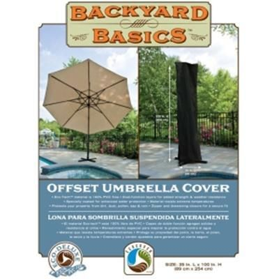 "Offset Umbrella Cover 35x100"""""""""