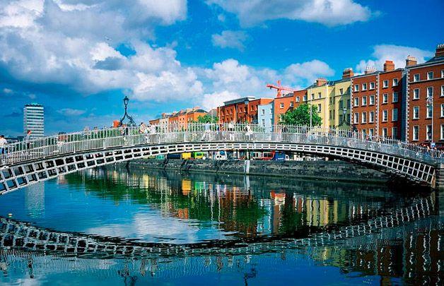 Honeymoon destination (2): Dublin, Ireland