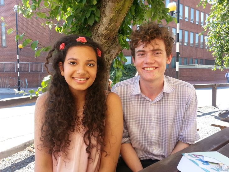 Big thank you to our summer volunteersl, Rob and Natalie!! Thanks for all your hard work.