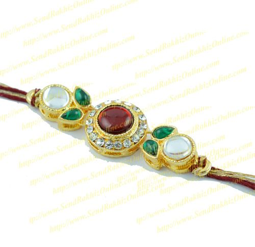 Send Jewel Pearl Rakhi to India with free shipping. Browse for more exciting and unique design Jewel Rakhi send at any location in India. http://india.sendrakhizonline.com/rakhi/21-jewel-rakhi.html