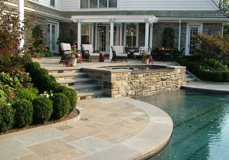 91 best tile stone brick wood images on pinterest for Hess landscape architects