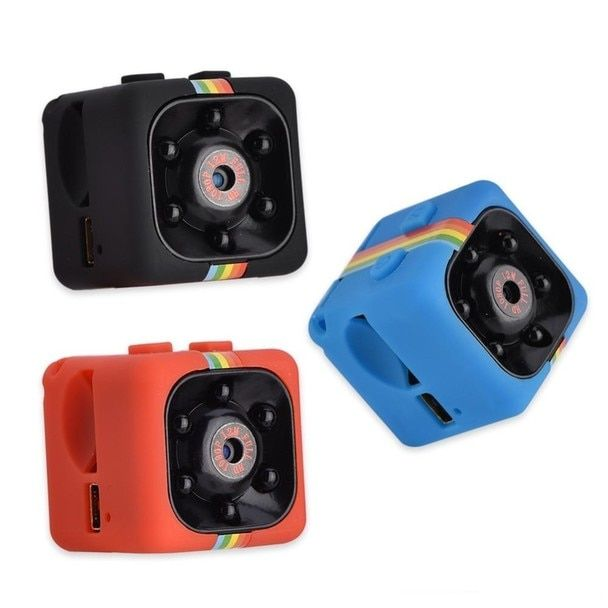 1080P DV Sport Action Camera SPY Car DVR Video Recorder Camcorder fr IOS Android
