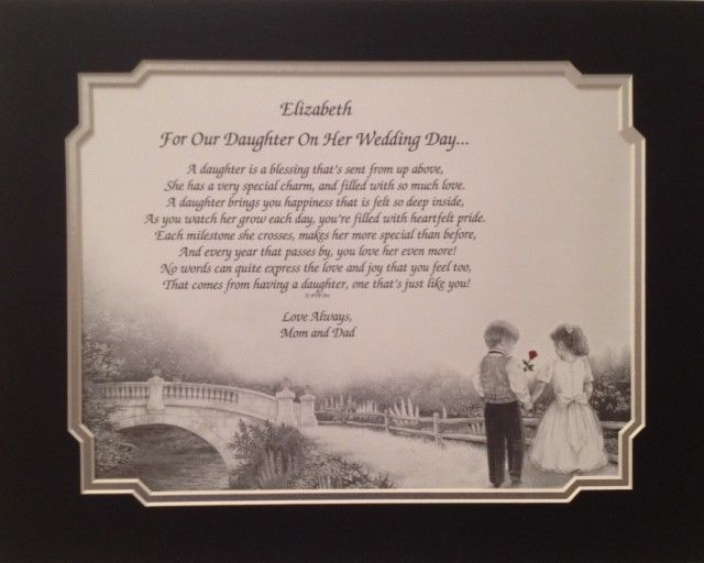 Gifts For Your Daughter On Her Wedding Day: 1000+ Ideas About Dad Poems From Daughter On Pinterest