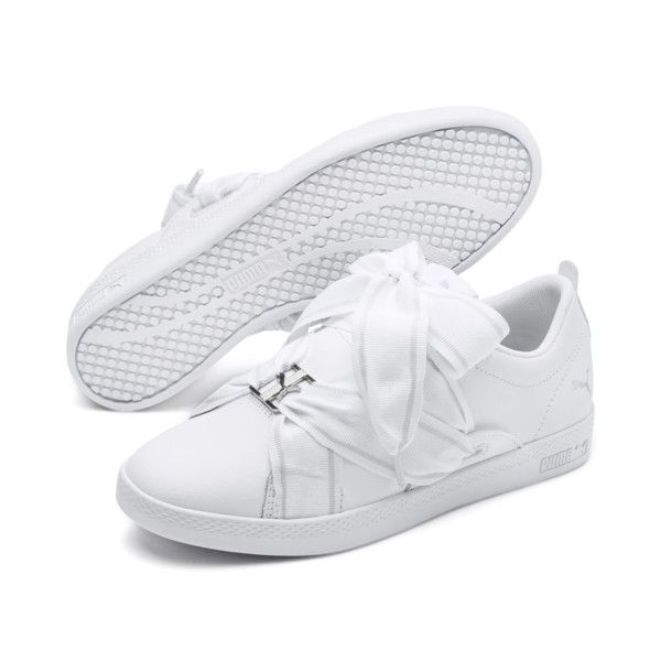 PUMA Smash Women's Buckle Sneakers