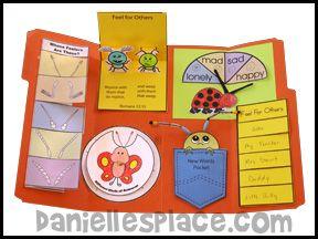 Feelers Lap Lecciones Libro de Bug Estudios del compinche de www.daniellesplace.com
