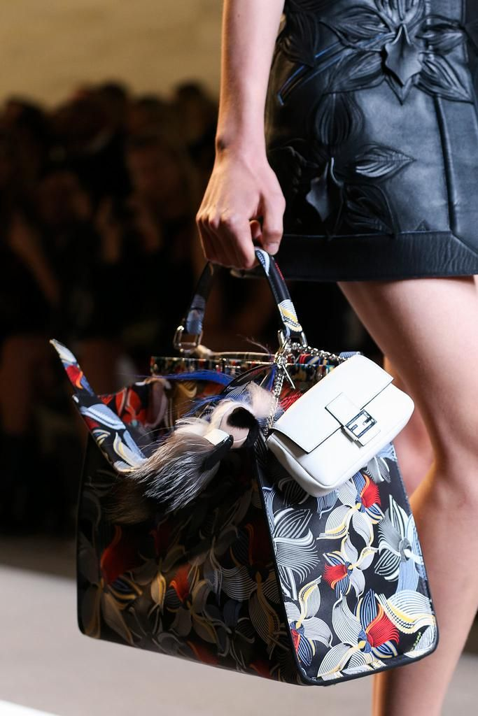 Fendi Spring 2015 Ready-to-Wear - Details - Gallery - Look 22 - Style.com