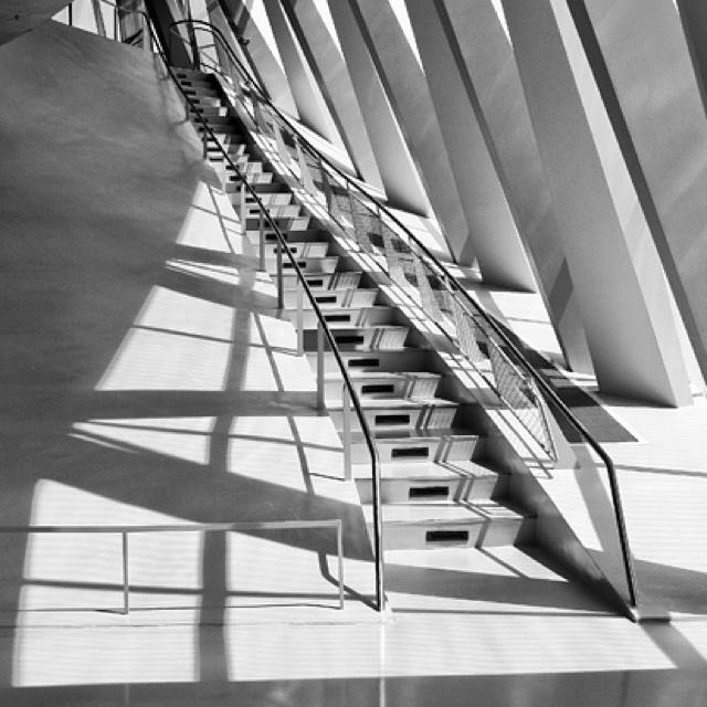 German stairs