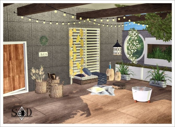 Wood Pallet Set (new meshes) 2t4 Nanu Latia Conversions at Daer0n