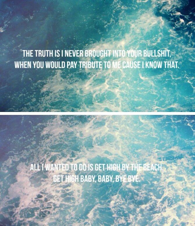 Marina del ray lyrics