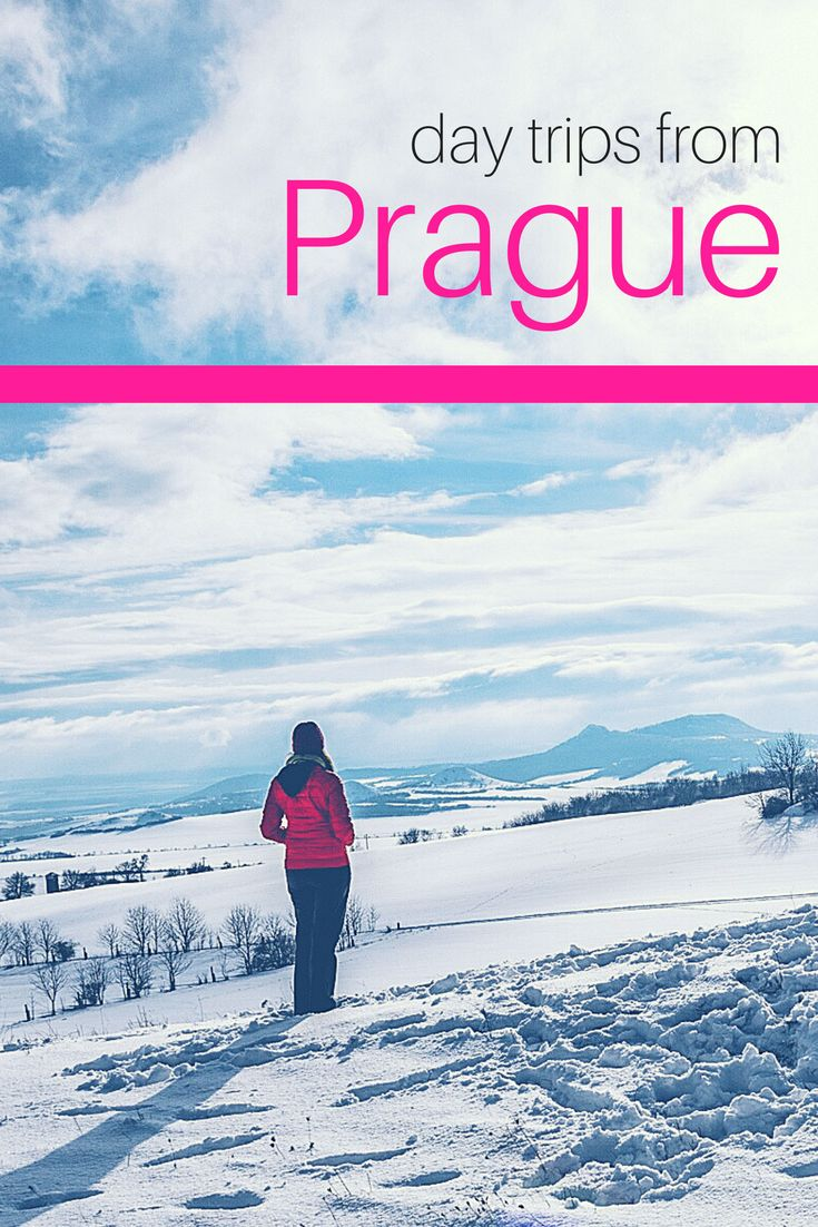 Prague is an incredible city but the Czech Republic has so much more to offer. than the capital. Head in any direction and you'll find hidden gems, history, and beautiful nature. Click here for some of the best day trips from Prague!