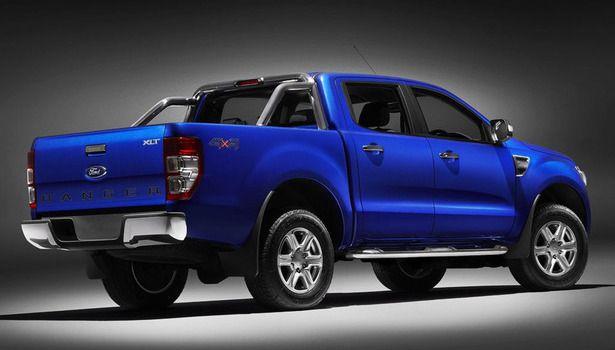 2016 Ford Ranger - price
