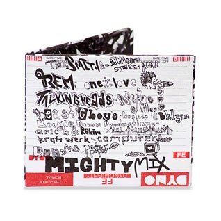Dynomighty Mighty Wallets Mix Tape