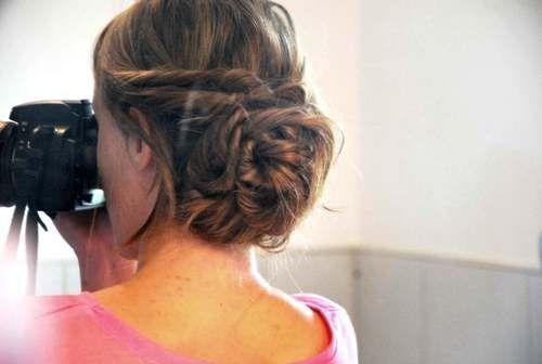 coiffure mariée mariage
