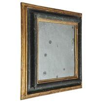 В конце 19 века французский Giltwood и лак зеркало