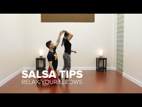 Want lighter, faster and smoother partnering in your Salsa? This tip is the key. Looking to improve your salsa? Learn online with Patrick and Scarlet at http...