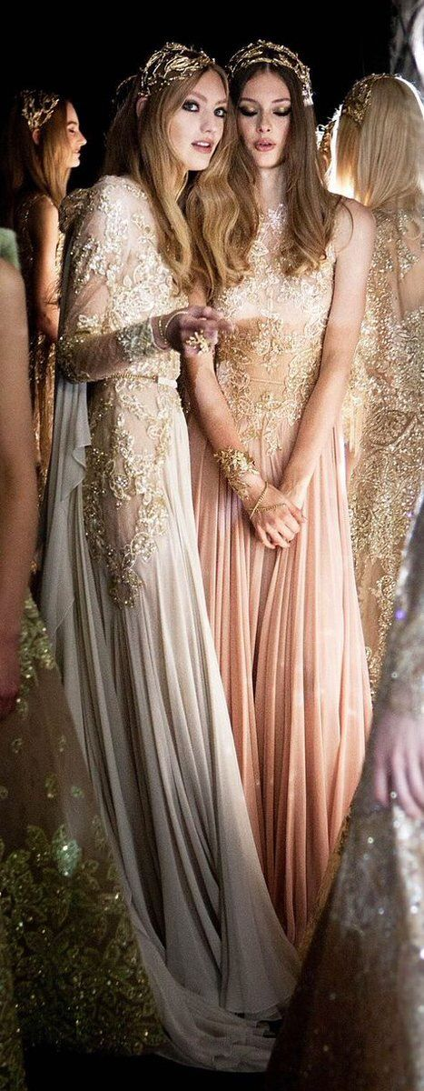 At the ball, even the stepsisters could not recognized their ragged little sister. It had been two years since they had seen her clean and wearing pretty dresses.