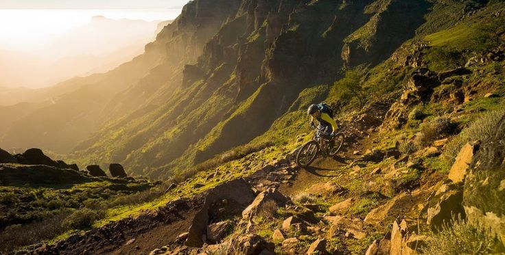 #Trans #Gran #Canaria One of the world's hardest trail running race....