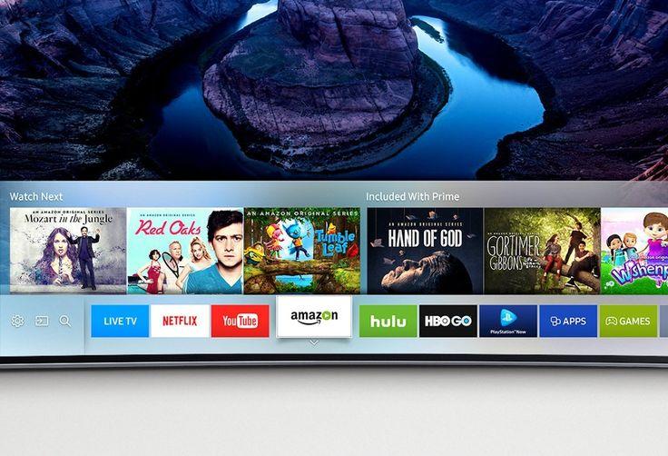 Amazon Prime Video już na telewizorach Smart TV (With
