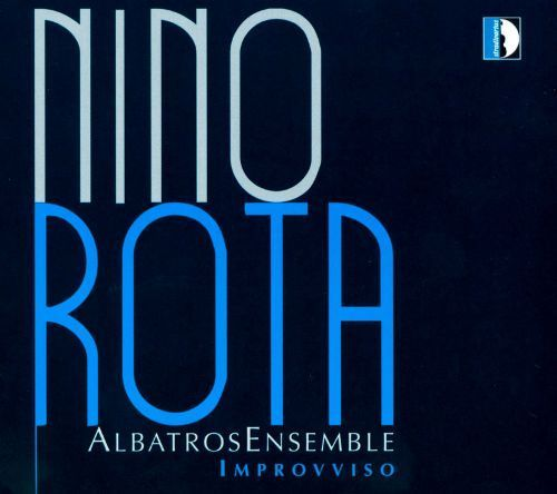 Nino Rota: Improvviso [CD]