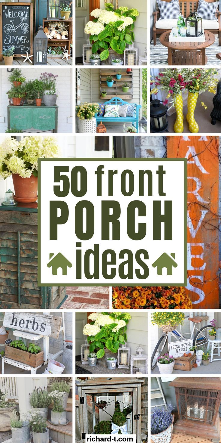 14 Best Front Porch Ideas You Will Love in 14  Summer front
