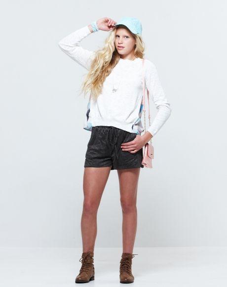 Pavement United Brands - Peaches Knit + Maya Short