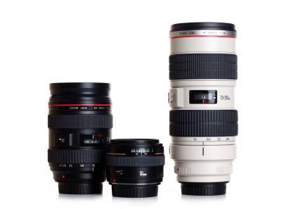 Three Best Lenses for your DSLRbyDigital Photo Secrets