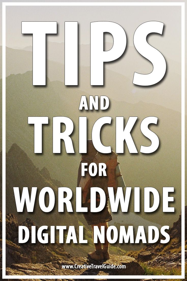 David Webb, a business consultant from Sydney shares his top tips and tricks on being a worldwide Digital Nomad, ideal for anyone looking to freelance to support their travels around the world.