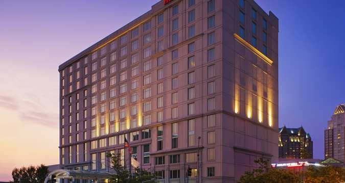 Hotels in Providence, RI - Hilton Providence Rhode Island Hotel