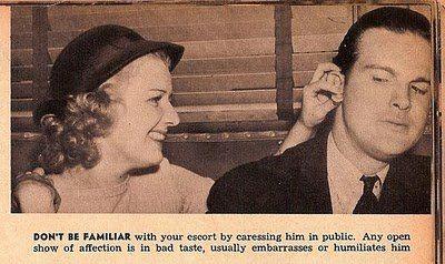 Tips for Single Women, 1938