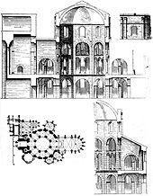 Palatine Chapel - Aachen, 795-798 (Carolingian architecture)