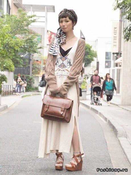 милая японочка