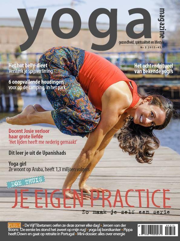 Yoga Magazine 2015 - 3 Je eigen practice: zo maak je zelf een serie.