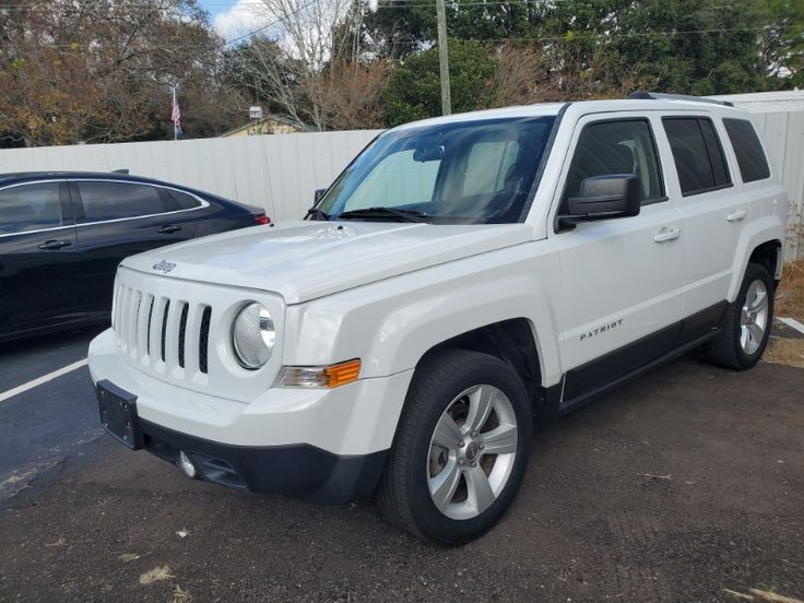 2014 Jeep Patriot Limited 2WD Jeep patriot, 2014 jeep