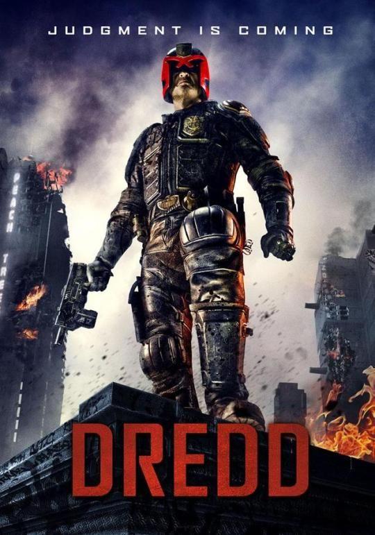Dredd (2012)  Dir. Pete Travis   Karl Urban, Olivia Thirlby, Lena Headey