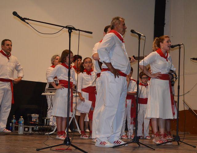 Santacara: Festival Jotas Fin de Curso en Santacara - 2ª Part...