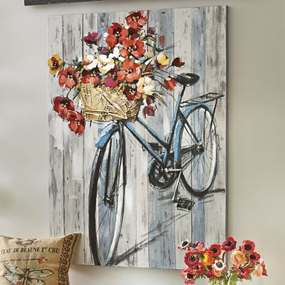 Special Delivery Canvas from Country Door.