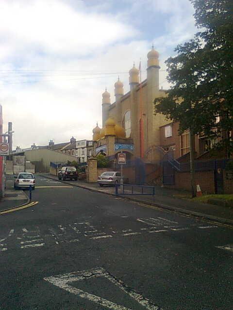 Gurdwara, Bradford