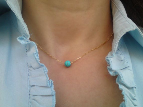 Hey, I found this really awesome Etsy listing at https://www.etsy.com/listing/264360668/turquoise-necklace-turquoise-necklace