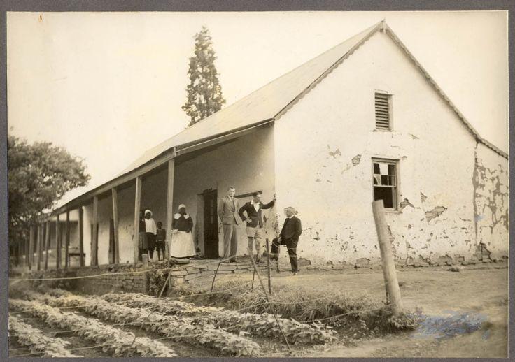 The town house of Andries Pretorius in Pietermaritzburg