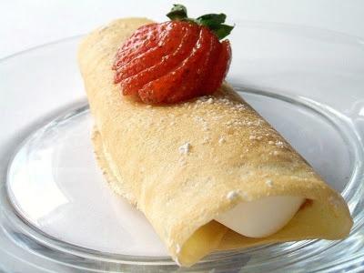 Creamy Crepe Filling