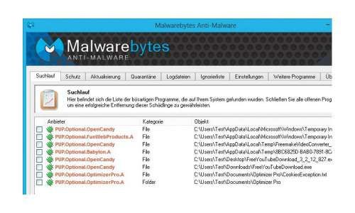 PC,Browser,Adware,Spyware,AdwCleaner