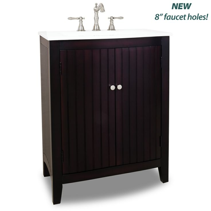 Annabelle 40 Inch Modern Bathroom Vanity Espresso Finish 24 best products we carry - bathroom vanities images on pinterest
