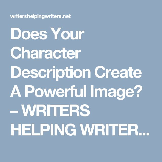 a four character description for the Feelings description go54 describe the character in the beginning character one word description appearance significance to the story.