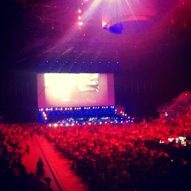 Pazamiatane. Świetny koncert na każdym polu :) #ciary by j_karis