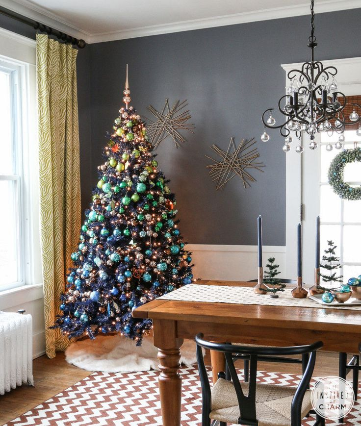 Christmas Tree Decorations Facebook: 25+ Best Ideas About Unique Christmas Trees On Pinterest