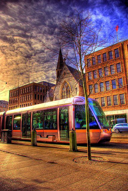 Tram in Dublin | Flickr - Photo Sharing!