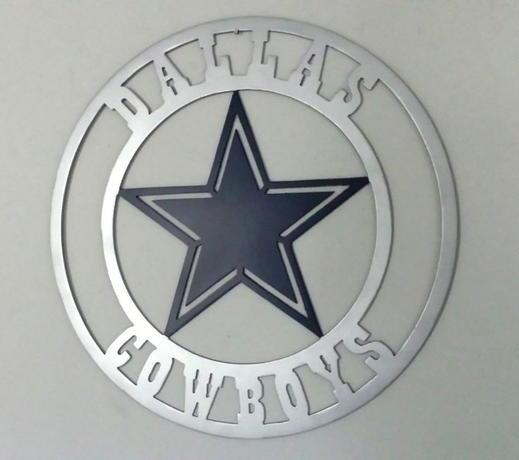Dallas Cowboys Wall Art best 73 metal art images on pinterest | other