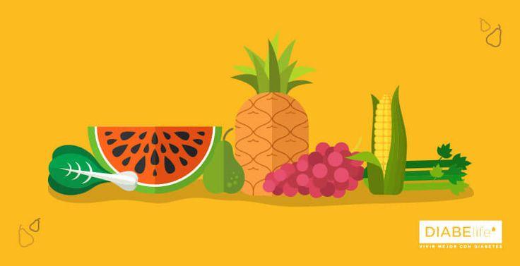 Consume a diario, por lo menos, 5 raciones de verdura y fruta.